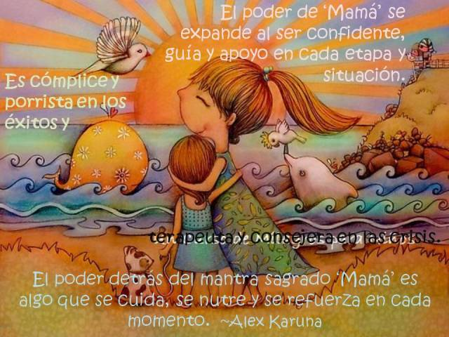El poder detrás del mantra sagrado 'Mamá