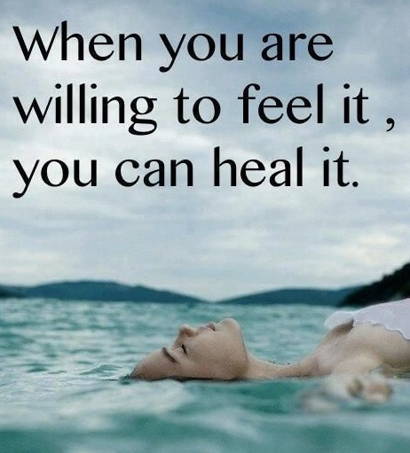 Feel and heal