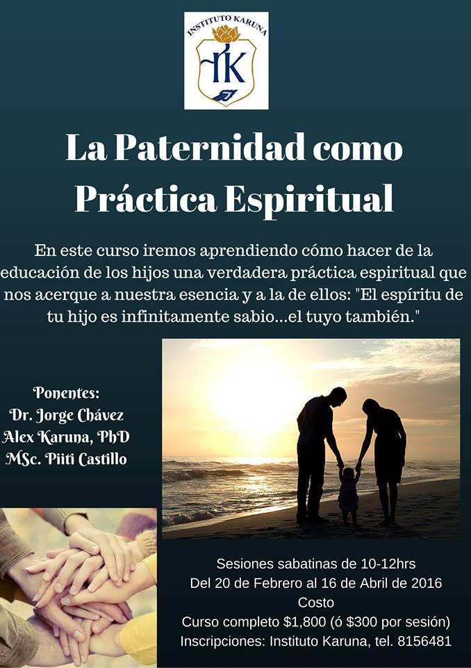 paternidad práctica espiritual
