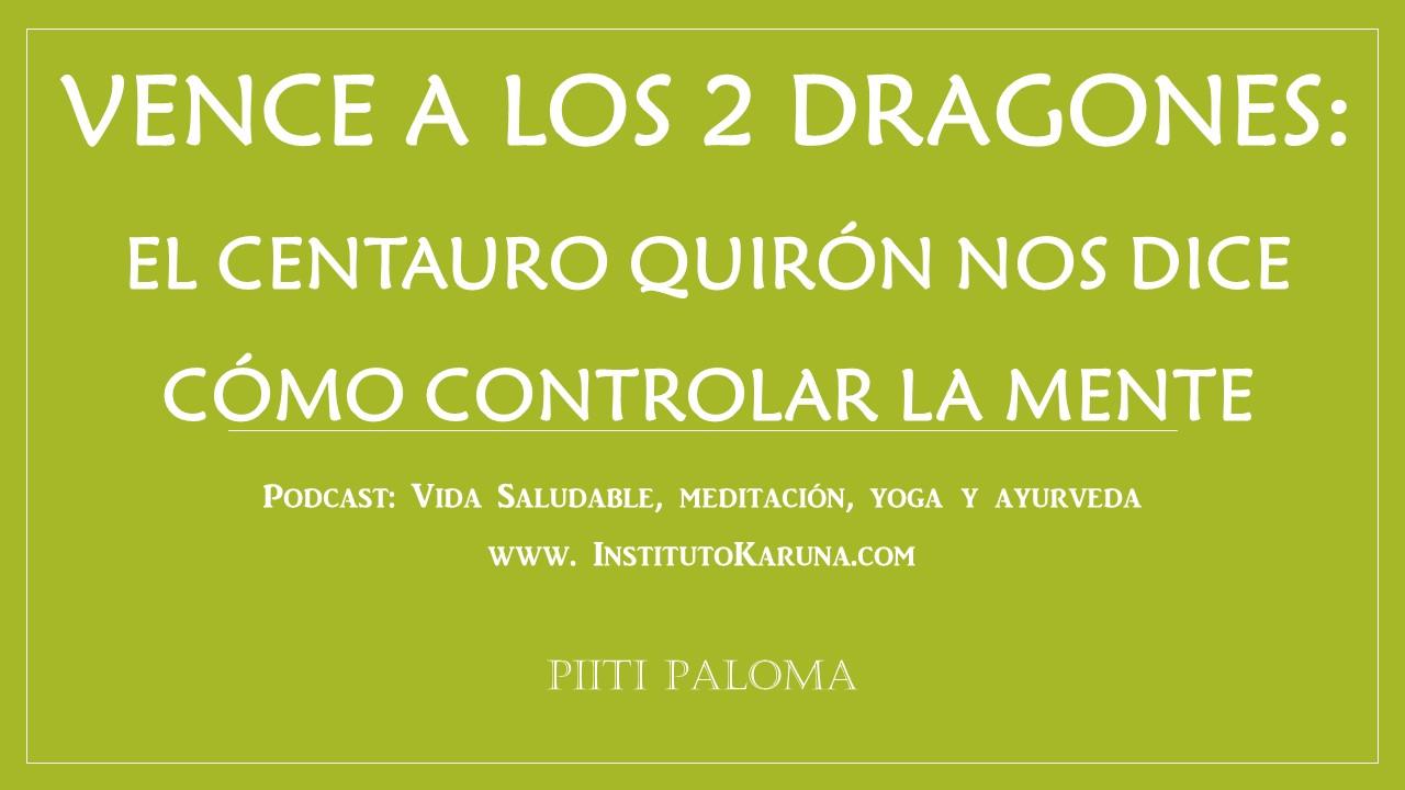 2 dragones