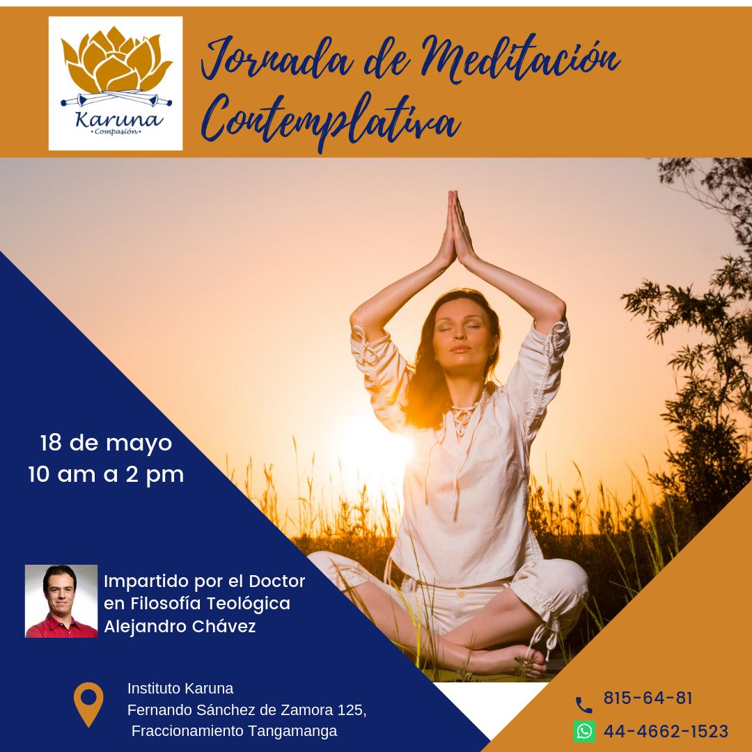 Copia de Jornada de Meditación