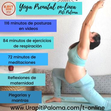Yoga Prenatal en-línea (1)
